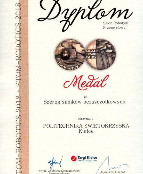 Nagroda dla Prof. Zbigniewa Gorycy