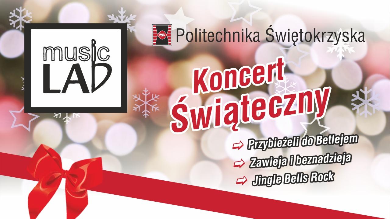 MusicLab – koncert świąteczny