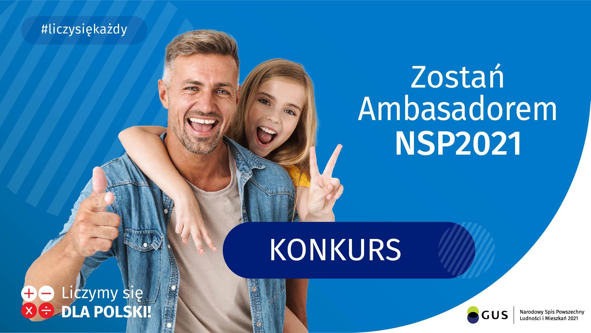 Studencie PŚk zostań Ambasadorem NSP2021